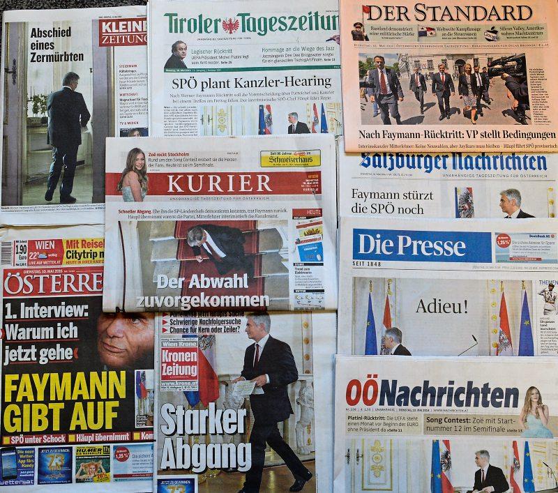österreichische Zeitungen Online