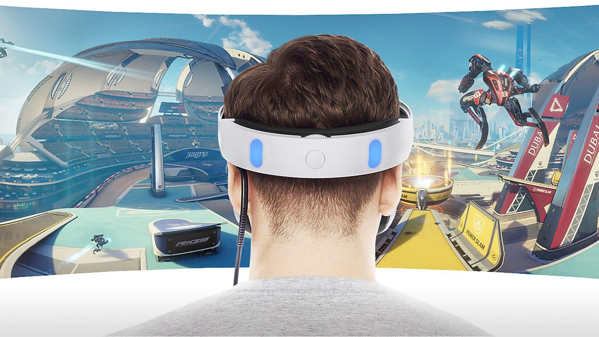 Virtual reality brille für wii u : Playstation vr lässt sich mit pc xbox one und wii u nutzen