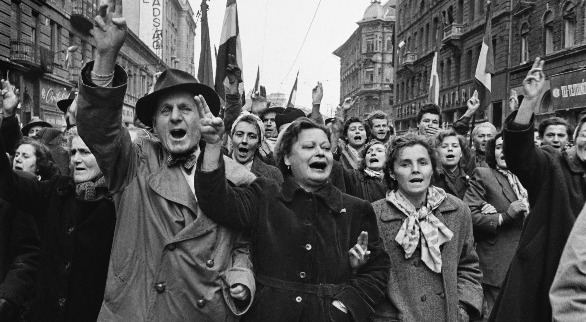 Aufstand In Ungarn 1956