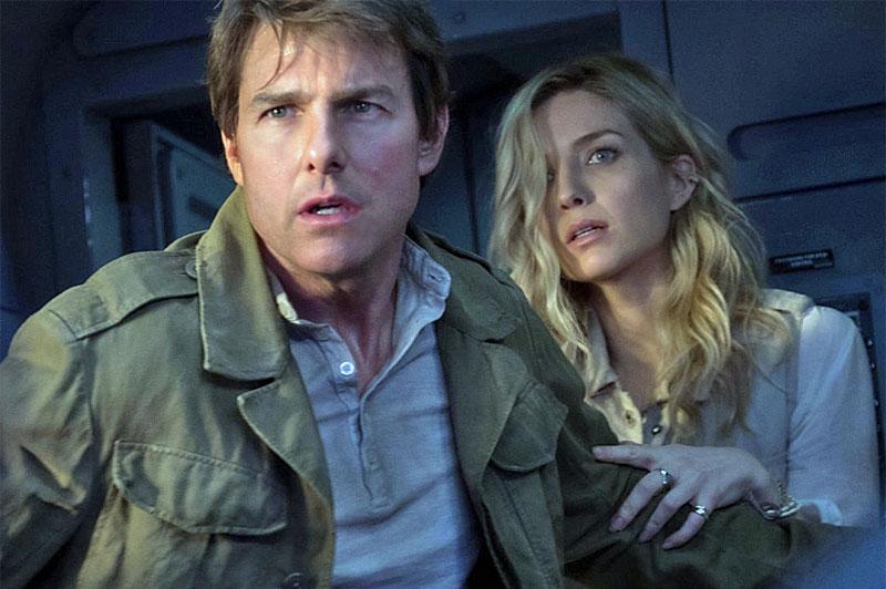 Trailer Fail Für Die Mumie Tom Cruise Brüllt Sich Durchs Internet