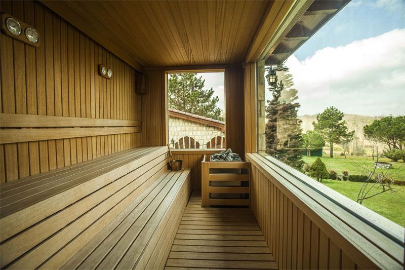 warum die sauna im keller kalt bleibt bauen wohnen. Black Bedroom Furniture Sets. Home Design Ideas