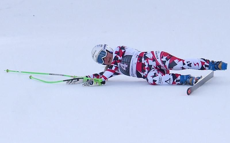 Wunderbar SkibindungenVerletzungen
