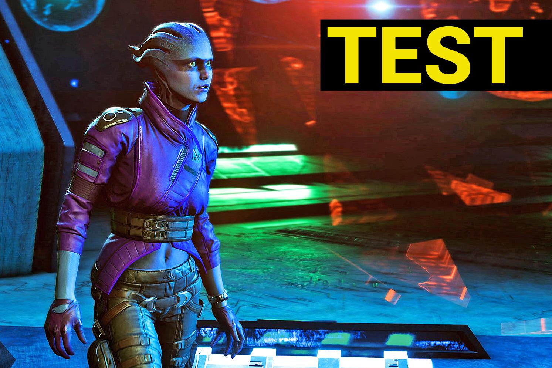 Mass Effect Andromeda Im Test Erstklassig Zweitklassige