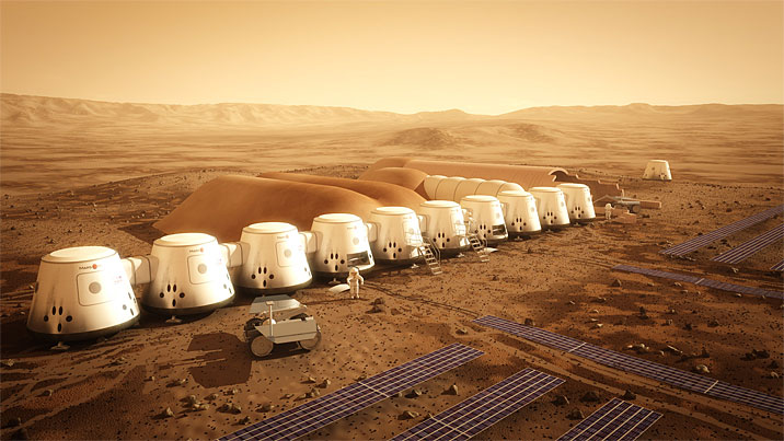 mars one 2033 - photo #23