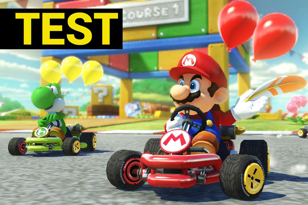 Mario Kart 8 Deluxe Im Test Zum Fluchen Gut Games Rezensionen