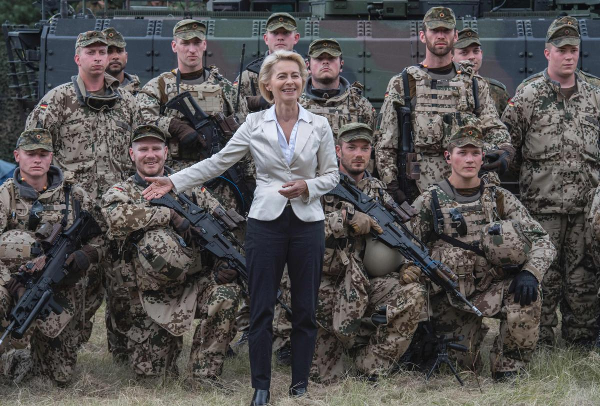 Liechtenstein Militär