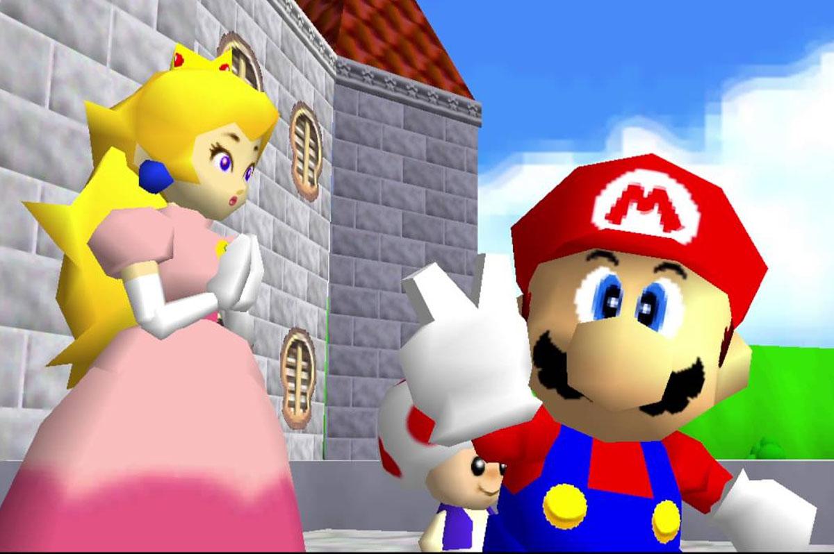Sieben Monate Anlauf Neuer Weltrekord In Super Mario 64
