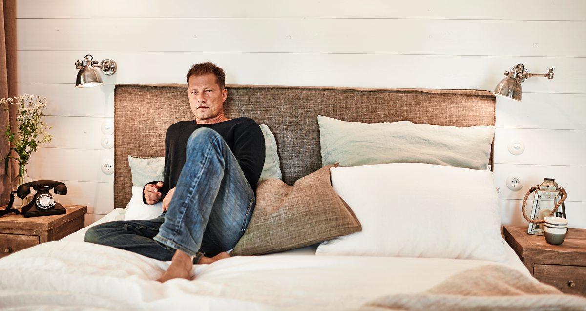 barefoot til schweiger er ffnet ein hotel an der ostsee deutschland urlaub. Black Bedroom Furniture Sets. Home Design Ideas