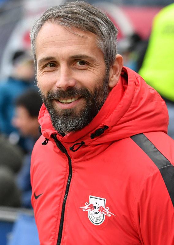 Trainer Rb Salzburg