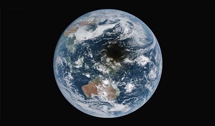 Erde Aus Dem All