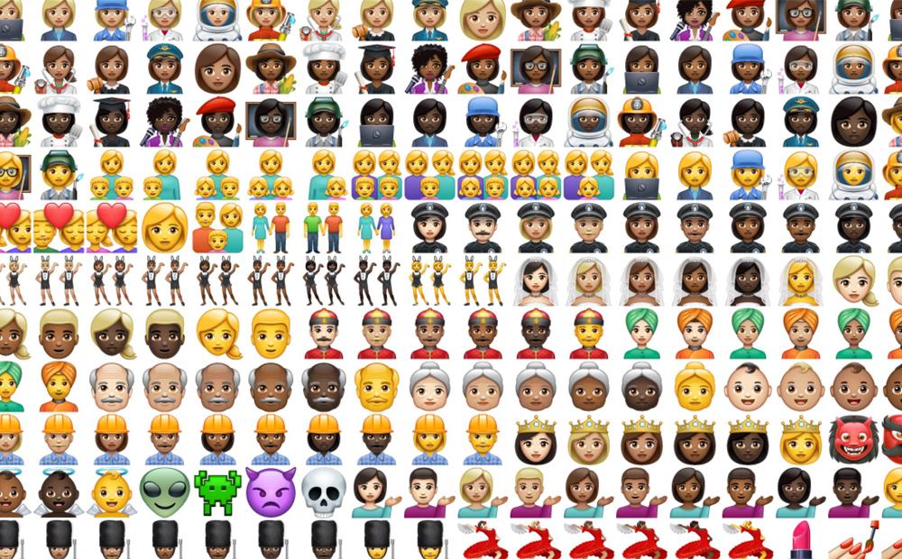 Emoji Aktualisieren