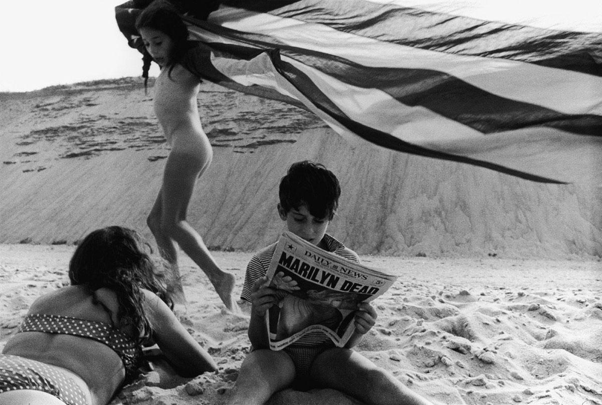 Fotograf Robert Frank Kehrseiten Des American Dreams