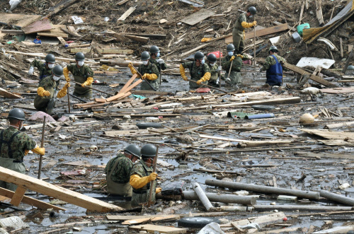 Neue Methode lässt Erdbeben Minuten früher vorhersagen