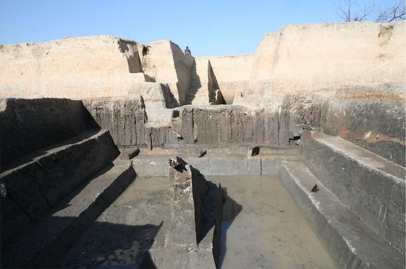 Riesige Wasserbauanlage aus dem alten China entdeckt