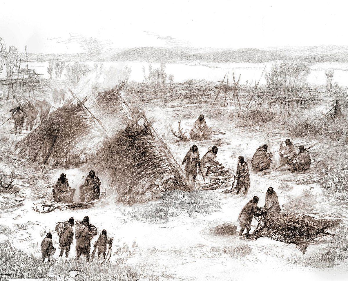 DNA-Spuren der ältesten Amerikaner entdeckt