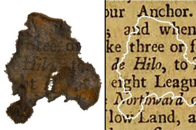 Überraschende Entdeckung verrät, was Piraten so gelesen haben