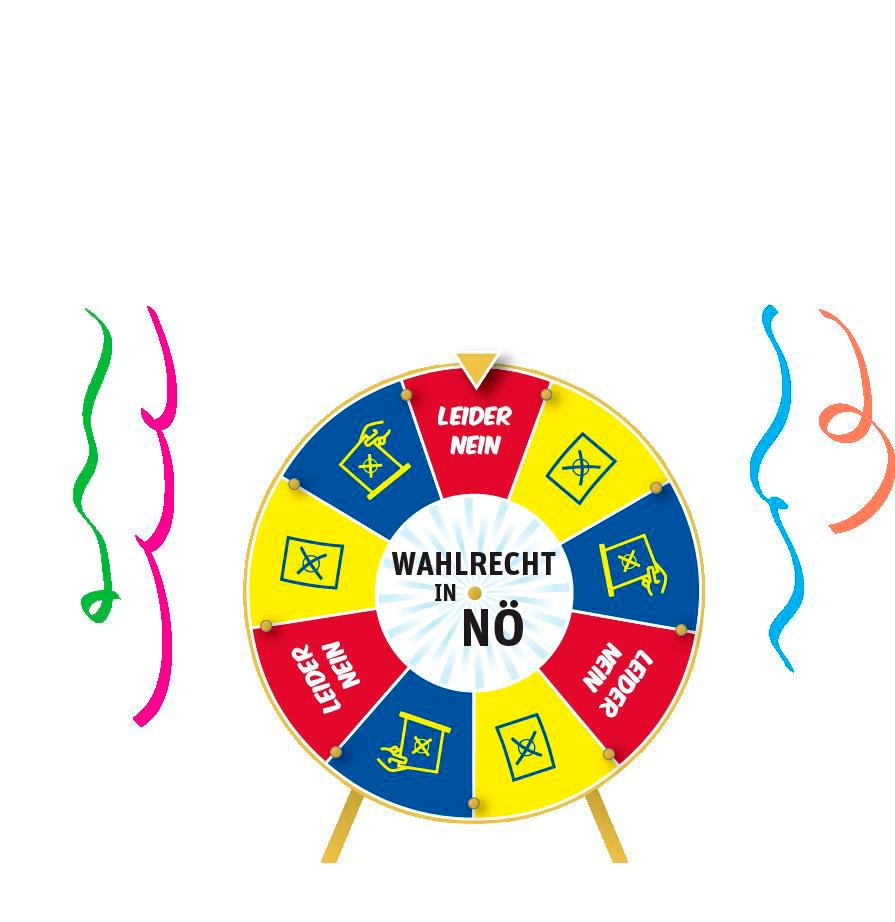 Vages Gesetz macht Niederösterreichs Wahlrecht zum Glücksspiel