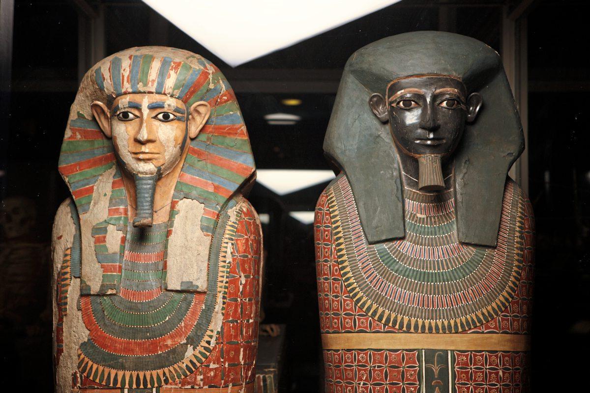 "Rätsel um altägyptische ""Mumienbrüder"" gelöst"