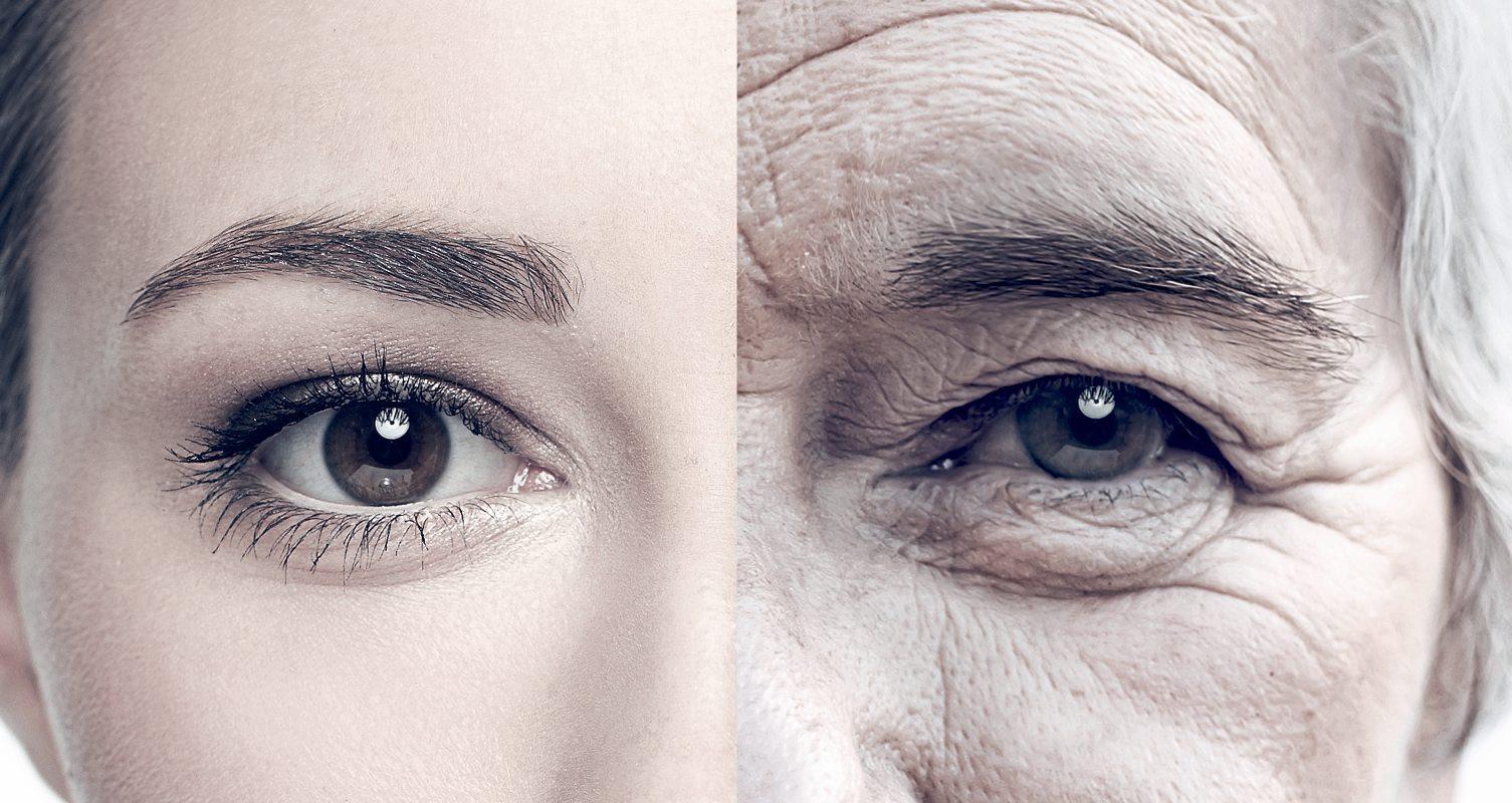 Hautalterung hängt von Umwelteinflüssen ab