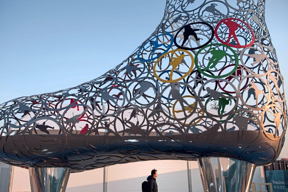 Winterspiele pyeongchang 2018 olympia so berichtet for Spiegel 08 2018