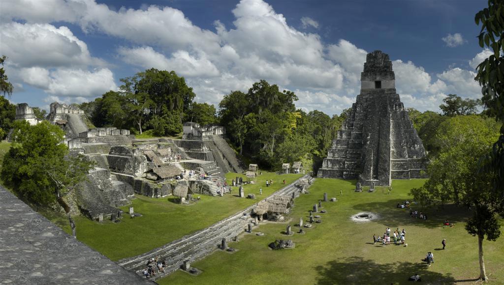 Neue Technik enthüllt unbekannte Metropolen in Mittelamerika