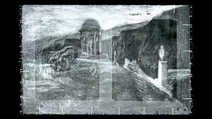Forscher entdeckten zwei Gemälde unter frühem Picasso-Bild