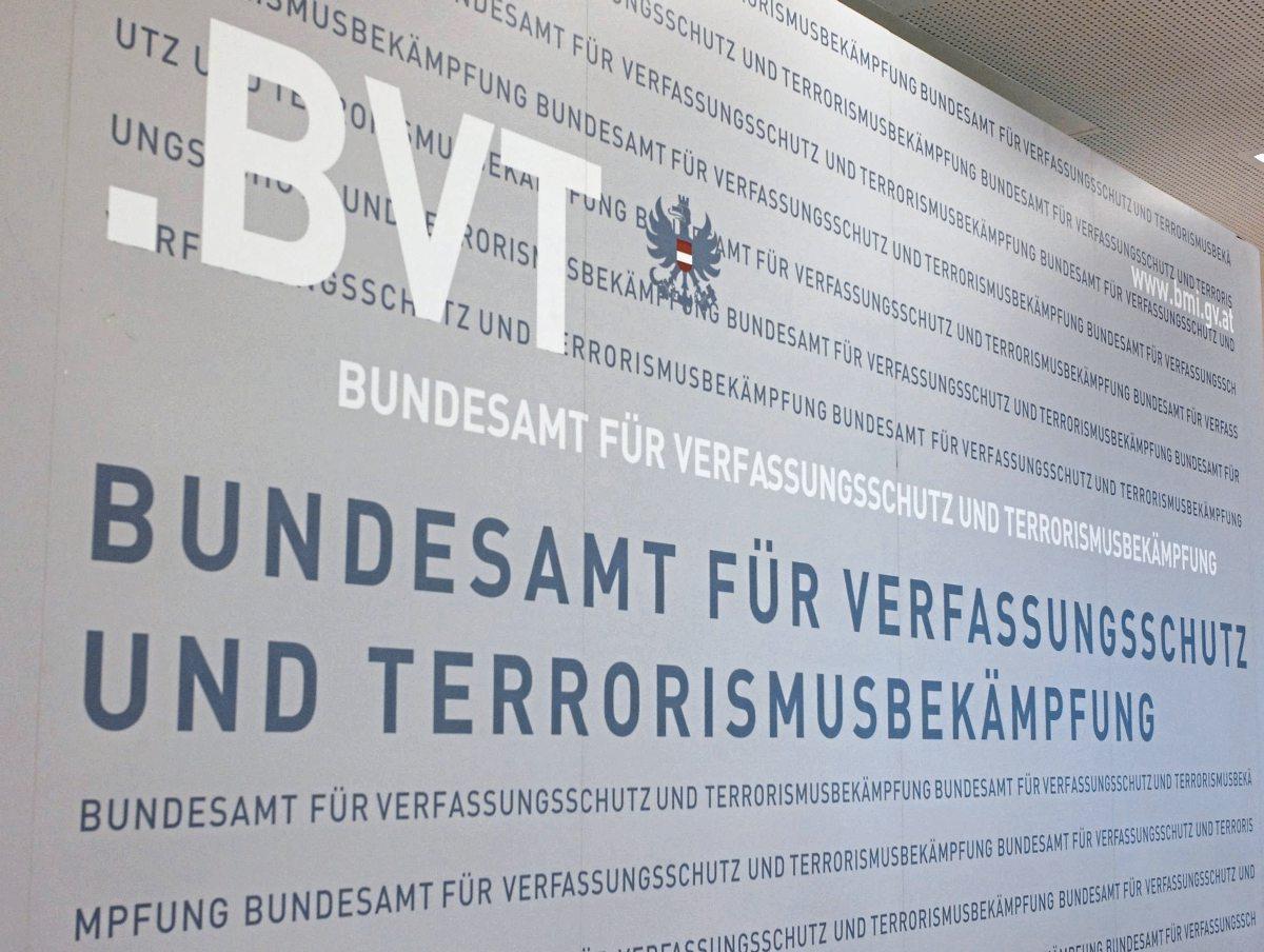 Justizministerium schaltet sich in Affäre um Verfassungsschutz ein