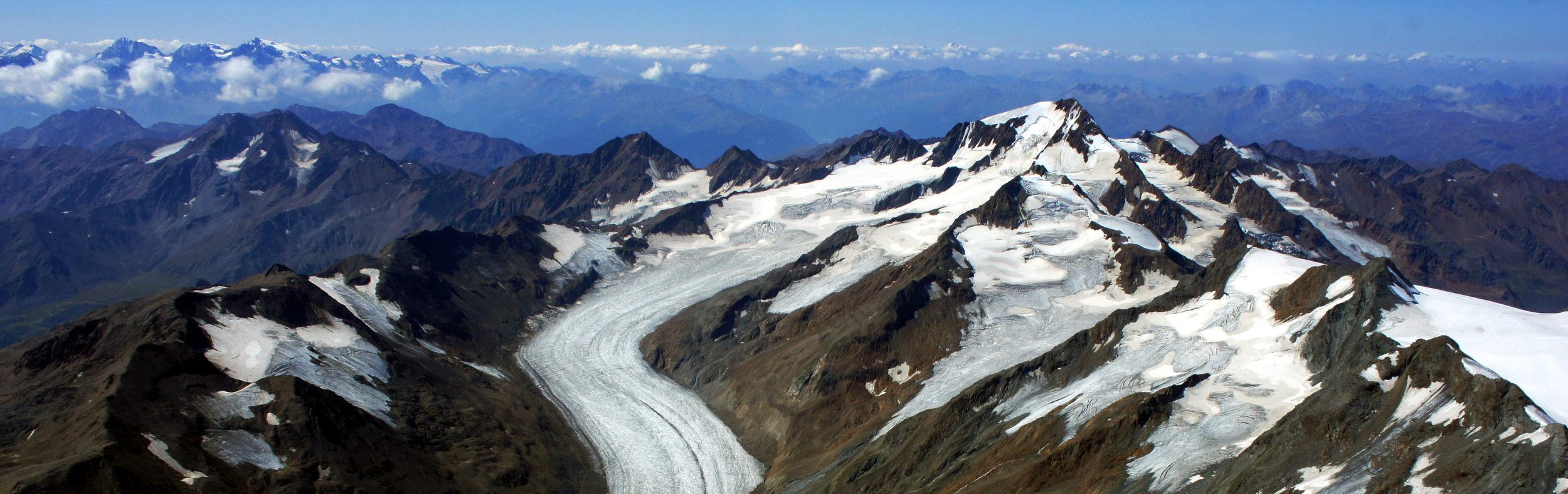 """Forscher: """"Für die Gletscher ist es fünf nach zwölf"""""""