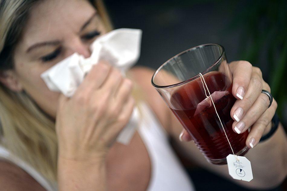 Der Winter ist zu Ende, die Grippewelle nicht