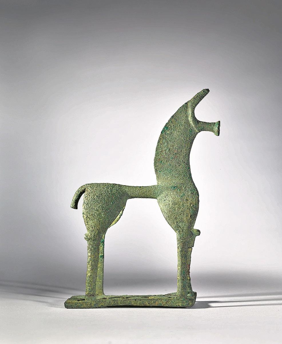 Metallobjekte Precise Echt Bronze Statue Landwirt Mädchen Ballen Von Weizen Skulptur Herbst Ernte
