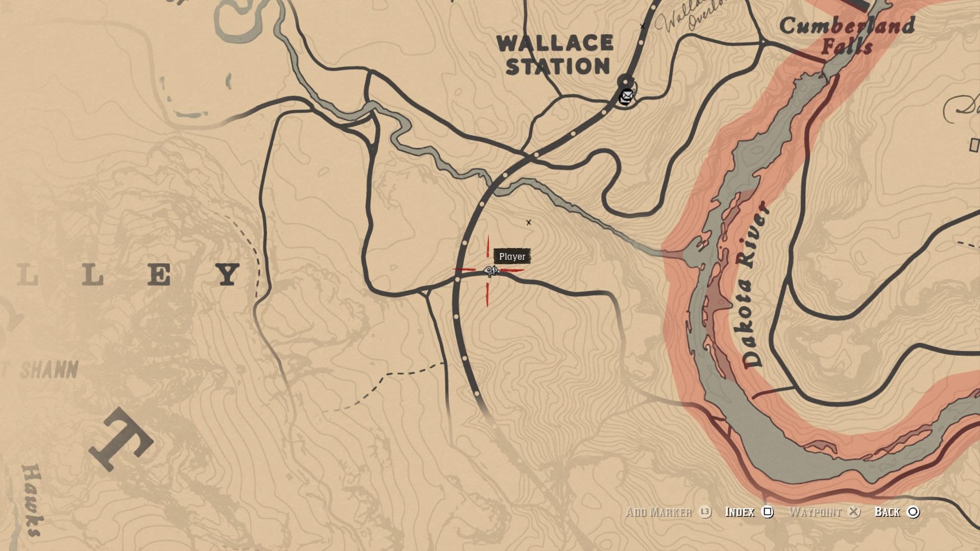 Red Dead Redemption 2 Ganze Karte.Von Ufo Bis Serienkiller Sieben Geheimnisse In Red Dead
