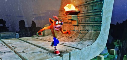 foto: crash bandicoot n. sane trilogy
