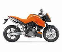 iF Design Award in der Kategorie Transportation: KTM 990 Super Duke, Design by KISKA
