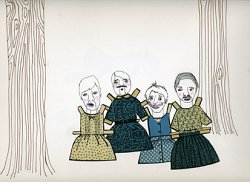 """When I create my work I usually start with the room or space it is going to take