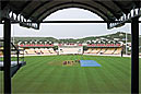 Beausejour Stadium in Saint Lucia.