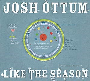 "Josh Ottum: ""Like the Season"" (Tapete Records/Hoanzl 2007)"