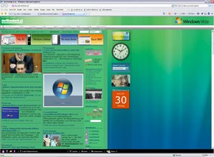 Wow Effekt Launchkampagne Für Windows Vista Mit Spots Etats