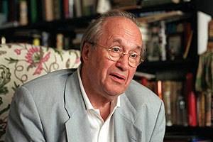 Harald Leupold-Löwenthal auf einem Archivbild aus dem Jahr 1999