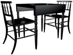 Wie die alten sungen design interieur for Stuhl designgeschichte