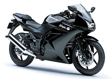 Bonsai Ninja Motorrad Archiv 2007 Derstandardat Lifestyle
