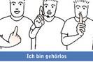 grafik: standard/gebärdensprache