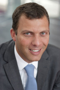 "Andreas Martin, ""Head of Business Development"" bei ""Drei""."