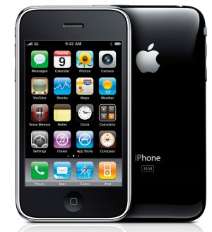 Das iPhone 3GS