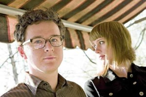 Wye Oak, Haxelsteller im Folk-Rock.