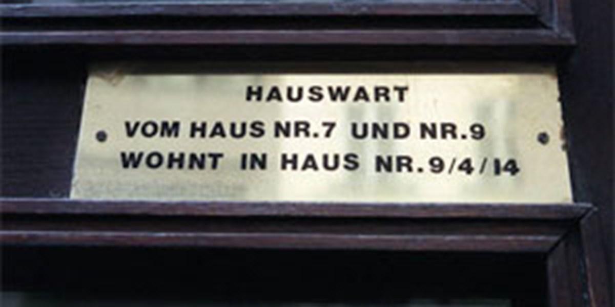 Der Hausmeister, das umstrittene Wesen - Wohnen - derStandard.at ...