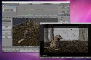 Blender 2.6 bekommt ein neues User Interface