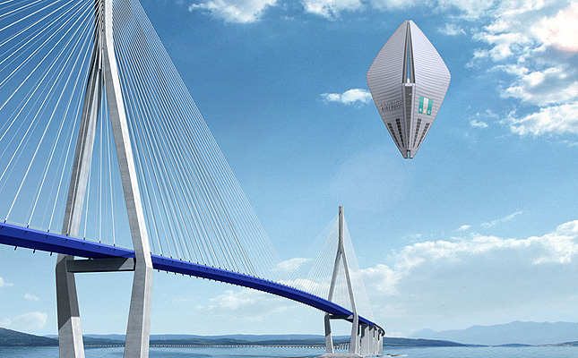 Der zeppelin des 21 jahrhunderts seite 1 innovation - Beruhmte architekten des 21 jahrhunderts ...