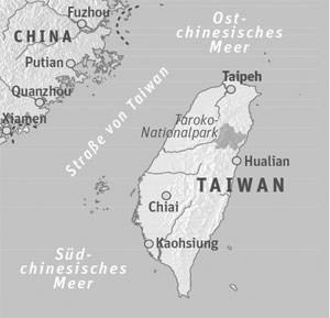 Im Land Des Jadekohls Taiwan Reise Derstandardat Lifestyle