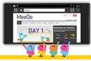screenshot: meego.com