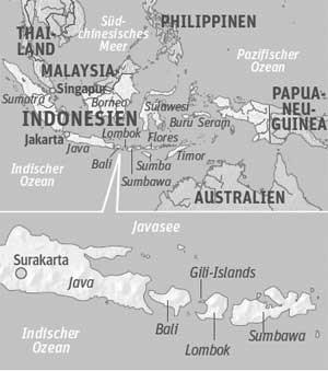schildkr te und muezzin indonesien reise derstandard. Black Bedroom Furniture Sets. Home Design Ideas
